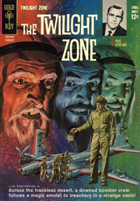 Cover Thumbnail for The Twilight Zone (Western, 1962 series) #6