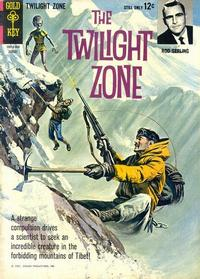 Cover Thumbnail for The Twilight Zone (Western, 1962 series) #8