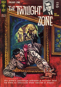 Cover Thumbnail for The Twilight Zone (Western, 1962 series) #9