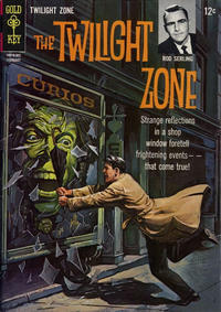 Cover Thumbnail for The Twilight Zone (Western, 1962 series) #10