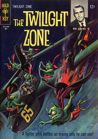Cover Thumbnail for The Twilight Zone (Western, 1962 series) #11