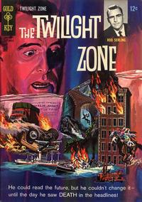 Cover Thumbnail for The Twilight Zone (Western, 1962 series) #13
