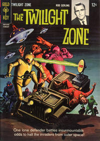 Cover Thumbnail for The Twilight Zone (Western, 1962 series) #14