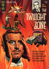 Cover Thumbnail for The Twilight Zone (Western, 1962 series) #15