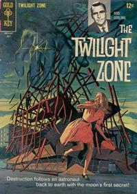 Cover Thumbnail for The Twilight Zone (Western, 1962 series) #16