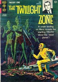Cover Thumbnail for The Twilight Zone (Western, 1962 series) #17