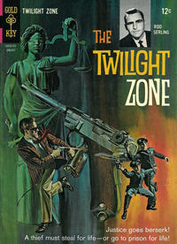 Cover Thumbnail for The Twilight Zone (Western, 1962 series) #19