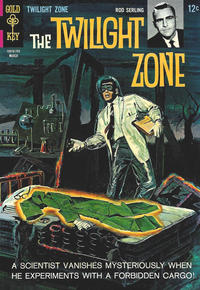 Cover Thumbnail for The Twilight Zone (Western, 1962 series) #20