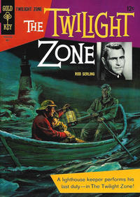 Cover Thumbnail for The Twilight Zone (Western, 1962 series) #21