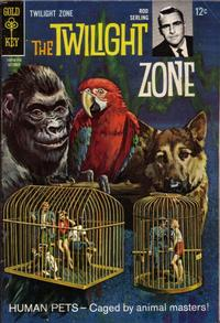 Cover for The Twilight Zone (Western, 1962 series) #23