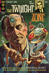 Cover Thumbnail for The Twilight Zone (Western, 1962 series) #24