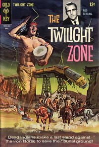 Cover Thumbnail for The Twilight Zone (Western, 1962 series) #25