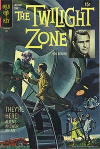 Cover Thumbnail for The Twilight Zone (Western, 1962 series) #26