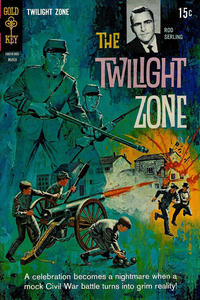 Cover Thumbnail for The Twilight Zone (Western, 1962 series) #28