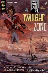 Cover Thumbnail for The Twilight Zone (Western, 1962 series) #29