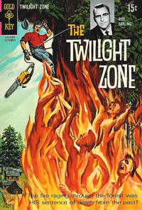 Cover for The Twilight Zone (Western, 1962 series) #30