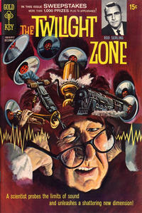 Cover Thumbnail for The Twilight Zone (Western, 1962 series) #31
