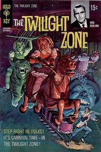 Cover Thumbnail for The Twilight Zone (Western, 1962 series) #34