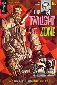 Cover Thumbnail for The Twilight Zone (Western, 1962 series) #35