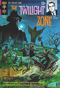 Cover Thumbnail for The Twilight Zone (Western, 1962 series) #36
