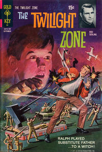 Cover Thumbnail for The Twilight Zone (Western, 1962 series) #39