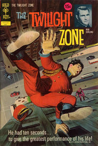 Cover for The Twilight Zone (Western, 1962 series) #43 [20¢]