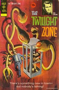 Cover Thumbnail for The Twilight Zone (Western, 1962 series) #47 [15¢]