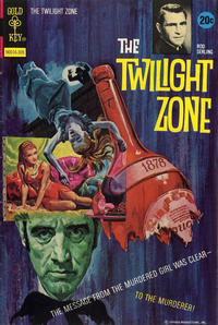 Cover Thumbnail for The Twilight Zone (Western, 1962 series) #49