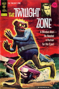 Cover Thumbnail for The Twilight Zone (Western, 1962 series) #52 [Gold Key]