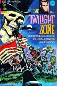 Cover Thumbnail for The Twilight Zone (Western, 1962 series) #53