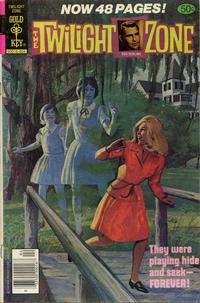 Cover Thumbnail for The Twilight Zone (Western, 1962 series) #83