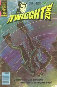 Cover Thumbnail for The Twilight Zone (Western, 1962 series) #84