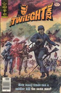 Cover Thumbnail for The Twilight Zone (Western, 1962 series) #91