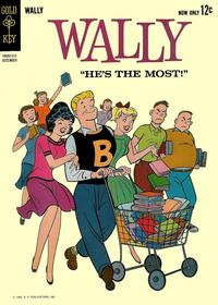 Cover Thumbnail for Wally (Western, 1962 series) #1