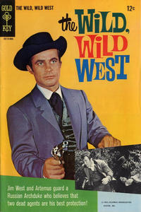 Cover Thumbnail for The Wild, Wild West (Western, 1966 series) #3