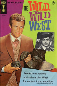 Cover Thumbnail for The Wild, Wild West (Western, 1966 series) #4