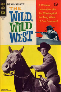 Cover Thumbnail for The Wild, Wild West (Western, 1966 series) #5