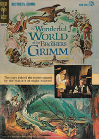 Cover Thumbnail for The Wonderful World of the Brothers Grimm (Western, 1962 series) #[nn]