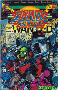 Cover Thumbnail for Pirate Corp$! (Eternity, 1987 series) #1