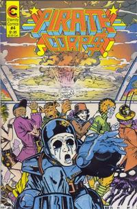 Cover Thumbnail for Pirate Corp$! (Malibu, 1987 series) #4