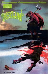 Cover Thumbnail for Asylum (New Comics Group, 1989 series) #1