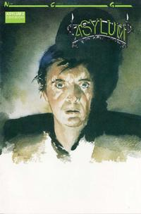 Cover Thumbnail for Asylum (New Comics Group, 1989 series) #2