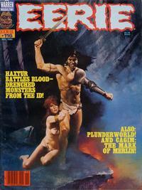 Cover Thumbnail for Eerie (Warren, 1966 series) #116