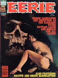 Cover Thumbnail for Eerie (Warren, 1966 series) #117