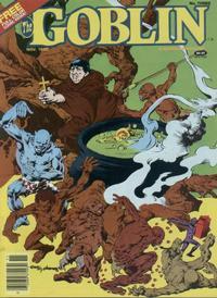 Cover Thumbnail for The Goblin (Warren, 1982 series) #3