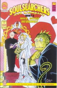 Cover Thumbnail for Soulsearchers and Company (Claypool Comics, 1993 series) #33