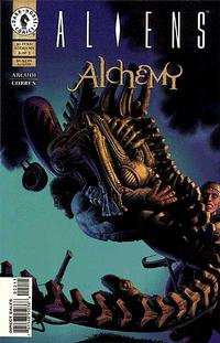 Cover Thumbnail for Aliens: Alchemy (Dark Horse, 1997 series) #2