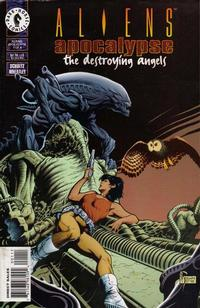 Cover Thumbnail for Aliens: Apocalypse- The Destroying Angels (Dark Horse, 1999 series) #1