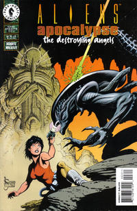 Cover Thumbnail for Aliens: Apocalypse- The Destroying Angels (Dark Horse, 1999 series) #3