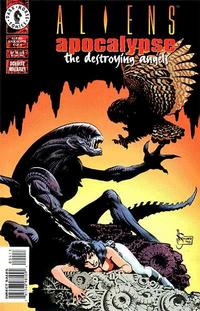 Cover Thumbnail for Aliens: Apocalypse- The Destroying Angels (Dark Horse, 1999 series) #4